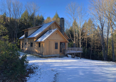 Catskill Cottage