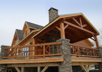 Family Ski Lodge