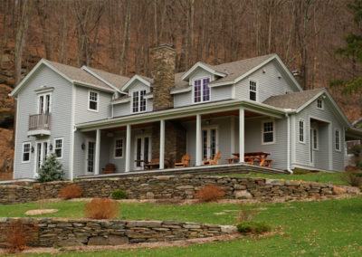 Restored Farmhouse with New Carriage House and Apartment