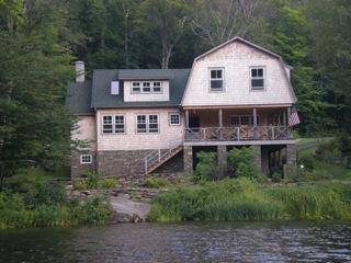 Rustic Lakeside Cabin